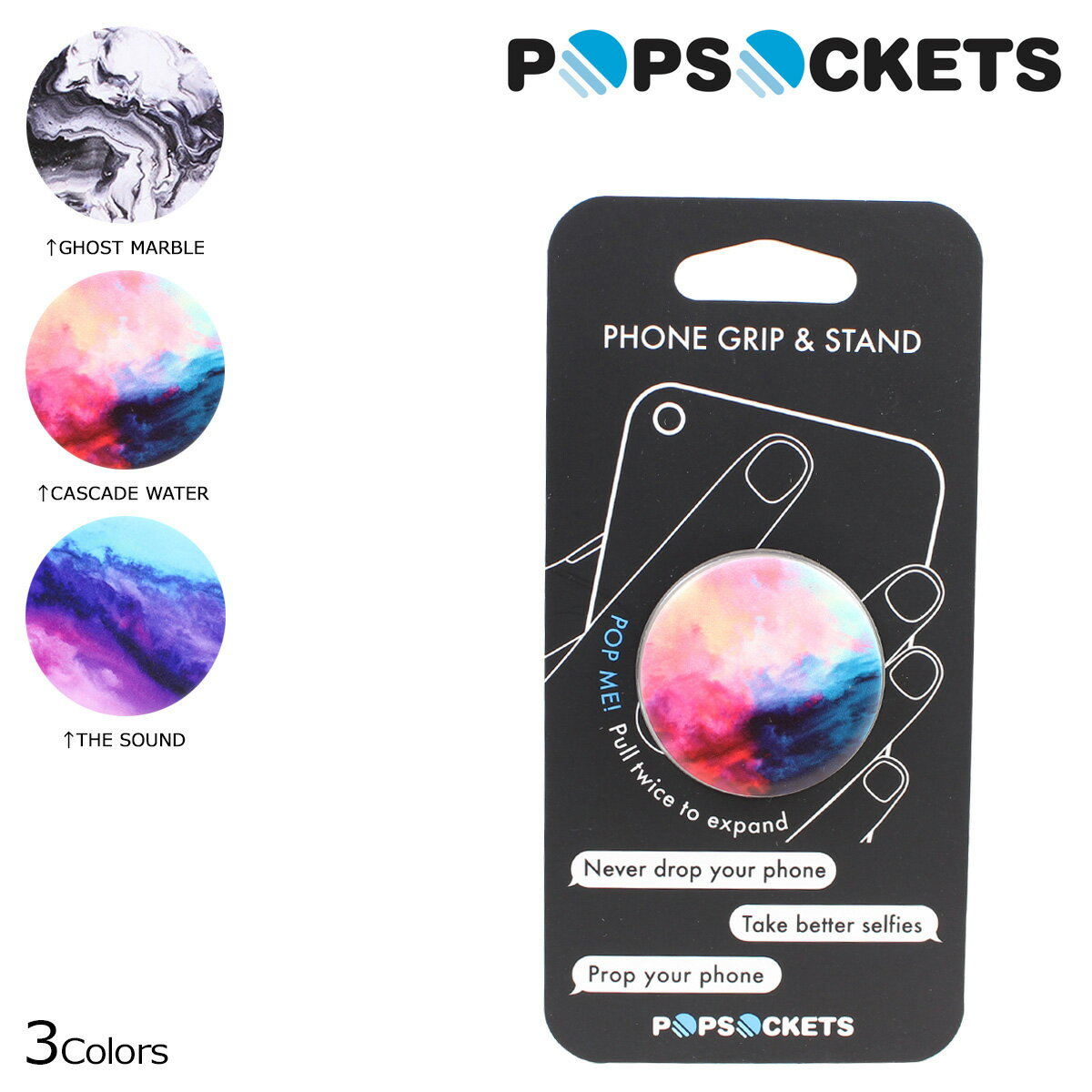 ポップソケッツ POP SOCKETS iPhone8 iPhone7 7Plus 6s スマホスタンド ジョイソケッツ JOY SOCKETS スマートフォン レディース 【ネコポス可】