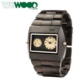 452562f81425 【最大2000円OFFクーポン】 WEWOOD 腕時計 ウィーウッド メンズ レディース JUPITER BLACK GOLD