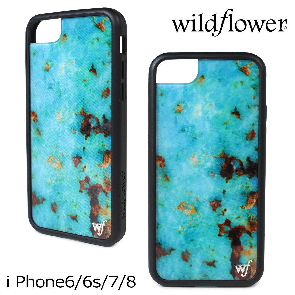 wildflower ケース スマホ iPhone8 ワイルドフラワー iPhone ケース 7 6 6s アイフォン レディース ハンドメイド [12/1 追加入荷]【ネコポス可】