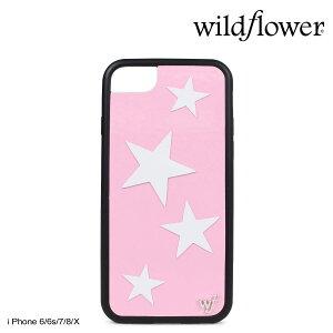 wildflowerケーススマホiPhone8XワイルドフラワーiPhoneケース76s6アイフォンレディースハンドメイドピンク[5/14新入荷]