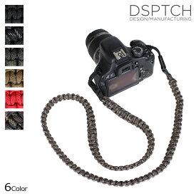 ディスパッチ DSPTCH カメラストラップ 一眼レフ 斜め掛け BRAIDED CAMERA SLING STRAP メンズ レディース SRP-BS [1/28 追加入荷]