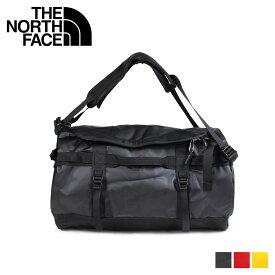 ノースフェイス THE NORTH FACE リュック ボストンバッグ ダッフルバッグ メンズ BASE CAMP DUFFEL S ブラック レッド イエロー 黒 T93ETOJK3