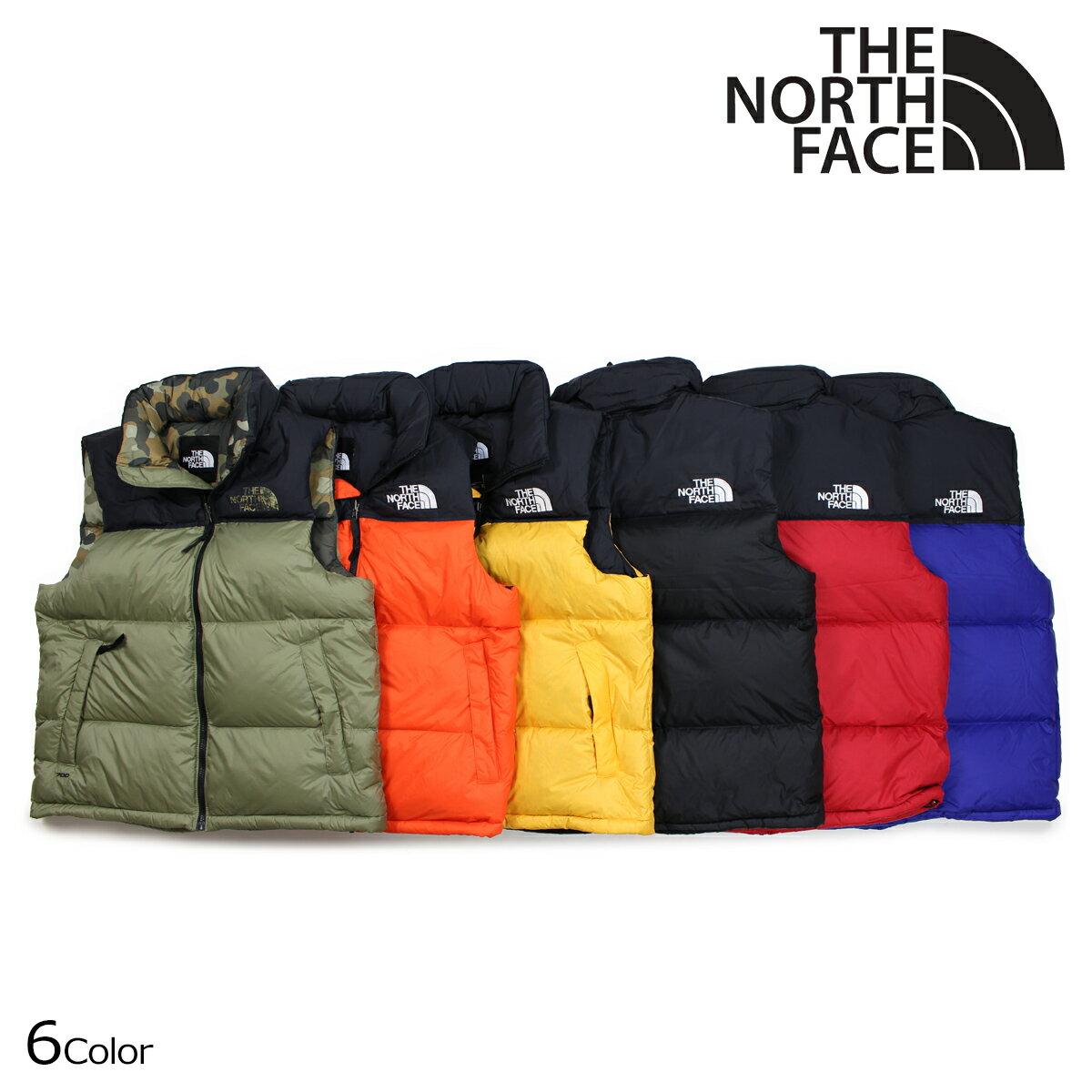ノースフェイス THE NORTH FACE ベスト ヌプシ ダウンベスト メンズ MENS 1996 RETRO NUPTSE VEST NF0A3JQQ [10/10 新入荷]