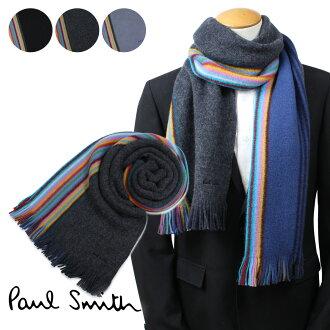 Paul Smith Paul Smith围巾人羊毛多色356E-AS10[10/24新进货]