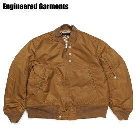 【最大2000円OFFクーポン】 エンジニアドガーメンツ ENGINEERED GARMENTS ジャケット フライトジャケット 中綿 メンズ AVIATOR JACKET カーキ F8D1189