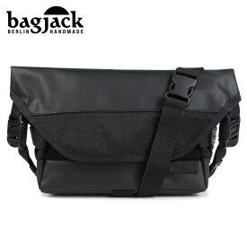 【最大2000円OFFクーポン】 bagjack バッグジャック メッセンジャーバッグ ショルダーバッグ メンズ レディース NEXT LEVEL SPUTNIK ブラック