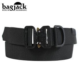 【最大2000円OFFクーポン】 bagjack バッグジャック コブラ ベルト バックル メンズ COBLA BELT NEXT LEVEL NXL 40 BLACK ブラック ホワイト 黒 白 [予約 12月上旬 再入荷予定]