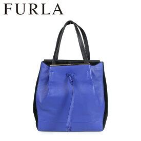 フルラ FURLA バッグ トートバッグ レディース TWIST TOTE BAG ブルー 768557