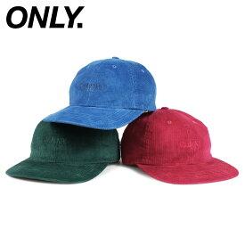 4c1e29705ac ONLY NY オンリーニューヨーク キャップ 帽子 メンズ レディース コーデュロイ LODGE CORDUROY POLO HAT ブルー  グリーン ピンク
