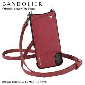 be1f76c6af 【最大2000円OFFクーポン】 BANDOLIER バンドリヤー iPhone 6 6s 7 8 Plus
