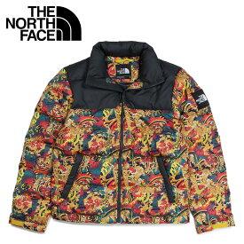 ノースフェイス THE NORTH FACE ダウン ヌプシ ジャケット メンズ レディース 1992 NUPTSE JACKET マルチカラー T92ZWE9XP
