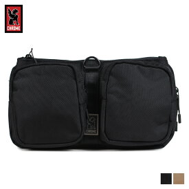 【最大2000円OFFクーポン】 クローム CHROME バッグ ボディバッグ ショルダー メンズ レディース 5L MXD NOTCH SLING BAG ブラック ブラウン 黒 BG-239