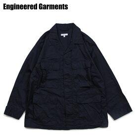 エンジニアドガーメンツ ENGINEERED GARMENTS ジャケット ミリタリージャケット メンズ BDU JACKET ダーク ネイビー 19SD002NV