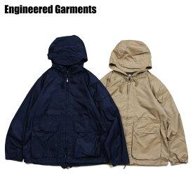 エンジニアドガーメンツ ENGINEERED GARMENTS ジャケット マウンテンパーカー メンズ ATLANTIC PARKA ネイビー カーキ 19SD010