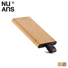NuAns ニュアンス モバイルバッテリー iPhone 充電器 ライトニングケーブル Apple 認証 MFi 取得済 6000mAh PSE認証済 大容量 アイフォン TAGPLATE LIGHTNING BATTERY ベージュ ブラウン NA-PLATE-L