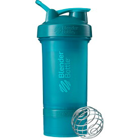 【最大2000円OFFクーポン】 ブレンダーボトル Blender Bottle プロテイン シェイカー ボトル スポーツミキサー 650ml プロスタック PROSTAK ライト ブルー BBPSE22