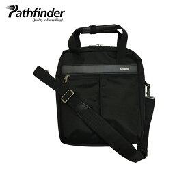 【最大2000円OFFクーポン】 パスファインダー Pathfinder トート バッグ ビジネスバッグ ショルダー メンズ AVENGER ブラック 黒 PF1814B