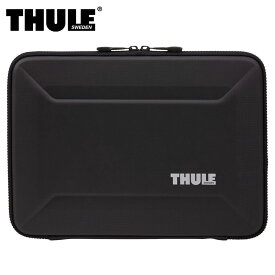 スーリー THULE パソコンケース スリーブ 1インチ ガウンレット メンズ レディース GAUNTLET 4 SLEEVE 13 ブラック 黒 3203971