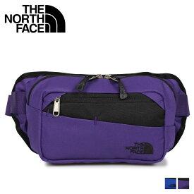ノースフェイス THE NORTH FACE バッグ ウエストバッグ ボディバッグ ボザー メンズ レディース 2L BOZER HIP PACK 2 ブルー パープル T92UCX