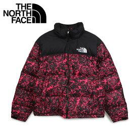 ノースフェイス THE NORTH FACE ジャケット ダウンジャケット ヌプシ メンズ MENS 1996 RETRO NUPTSE JACKET ピンク T93C8D [10/17 新入荷]