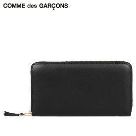 【最大2000円OFFクーポン】 コムデギャルソン COMME des GARCONS 財布 長財布 メンズ レディース ラウンドファスナー 本革 CLASSIC WALLET ブラック 黒 SA0111