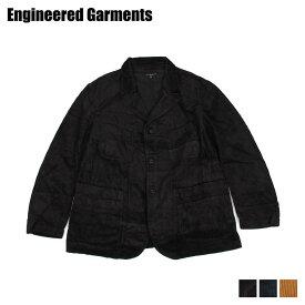 エンジニアドガーメンツ ENGINEERED GARMENTS ジャケット ベッドフォードジャケット メンズ BEDFORD JACKET ブラック ネイビー ブラウン 黒 19FD005