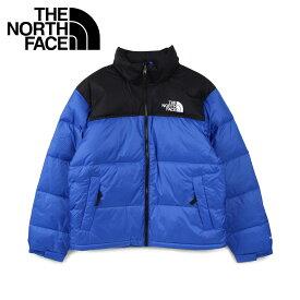 ノースフェイス THE NORTH FACE ジャケット ダウンジャケット レトロ ヌプシ メンズ 1996 RETRO NUPTSE JACKET ブルー NF0A3C8D