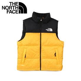 ノースフェイス THE NORTH FACE ダウンベスト ベスト レトロ ヌプシ メンズ 1996 RETRO NUPTSE VEST イエロー NF0A3JQQ