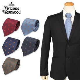 【最大2000円OFFクーポン】 ヴィヴィアンウエストウッド Vivienne Westwood ネクタイ メンズ ロゴ LOGO TIE 11130