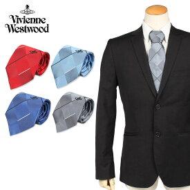 【最大2000円OFFクーポン】 ヴィヴィアンウエストウッド Vivienne Westwood ネクタイ メンズ チェック TIE 11133