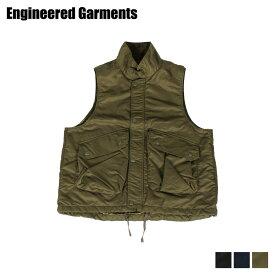 エンジニアドガーメンツ ENGINEERED GARMENTS ベスト ジレ メンズ FIELD VEST ブラック ネイビー オリーブ 黒 19FC004