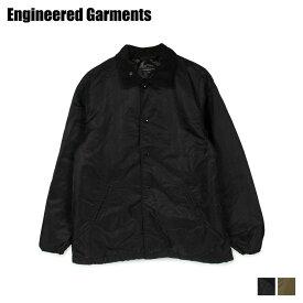 エンジニアドガーメンツ ENGINEERED GARMENTS ジャケット メンズ GROUND JACKET ブラック オリーブ 黒 19FD017