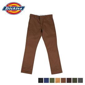 ディッキーズ Dickies ワークパンツ パンツ チノパン メンズ ストレッチ TC STRETCH NARROW PANTS WD5882 DK006899