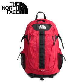 ノースフェイス THE NORTH FACE リュック バッグ バックパック ビッグショット メンズ レディース 34.5L BIG SHOT SE レッド NF0A3KYI