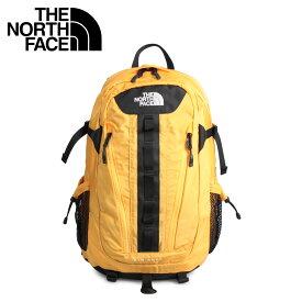 ノースフェイス THE NORTH FACE リュック バッグ バックパック ビッグショット メンズ レディース 34.5L BIG SHOT SE イエロー NF0A3KYI