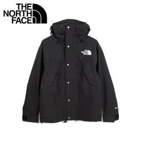 ノースフェイス THE NORTH FACE ジャケット マウンテンジャケット メンズ ゴアテックス 1990 MOUNTAIN JACKET GTX 2 ブラック 黒 NF0A3XEJ