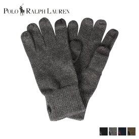 【最大1000円OFFクーポン】 ポロ ラルフローレン POLO RALPH LAUREN 手袋 グローブ メンズ GLOVES ブラック チャコール ネイビー オリーブ 黒 PC0493
