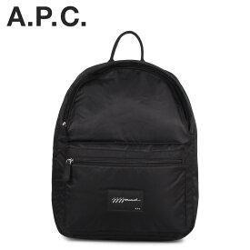 【最大2000円OFFクーポン】 A.P.C. JJJJound アーペーセー ジョウンド リュック バッグ バックパック メンズ レディース コラボ SAC A DOS JJJJOUND ブラック 黒 PAACL-H62123
