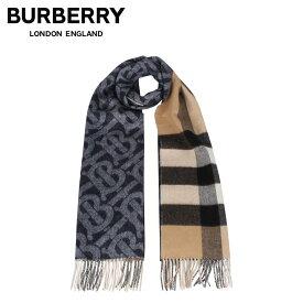 バーバリー BURBERRY マフラー スカーフ メンズ レディース チェック MUFFLER インディゴ 8024931