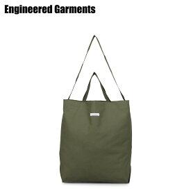 エンジニアドガーメンツ ENGINEERED GARMENTS バッグ トートバッグ ショルダーバッグ メンズ レディース 2WAY CARRY ALL TOTE カーキ 20S1H015 [3/26 新入荷]