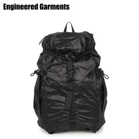 エンジニアドガーメンツ ENGINEERED GARMENTS リュック バッグ バックパック メンズ レディース UL BACKPACK ブラック 黒 20S1H020 [3/27 新入荷]