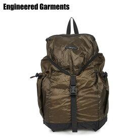 エンジニアドガーメンツ ENGINEERED GARMENTS リュック バッグ バックパック メンズ レディース UL BACKPACK カーキ 20S1H020 [3/27 新入荷]