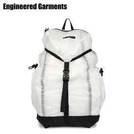 エンジニアドガーメンツ ENGINEERED GARMENTS リュック バッグ バックパック メンズ レディース UL BACKPACK ホワイト 白 20S1H020 [3/27 新入荷]