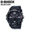 カシオ CASIO G-SHOCK 腕時計 バートン BURTON GG-B100BTN-1AJR コラボ メンズ レディース ブラック 黒 [3/9 新入荷]