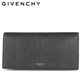 【最大600円OFFクーポン】 ジバンシー GIVENCHY 財布 長財布 メンズ LONG WALLET ブラック 黒 BK600K