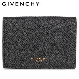 ジバンシー GIVENCHY 財布 三つ折り メンズ TRI-FOLD WALLET ブラック 黒 BK604M