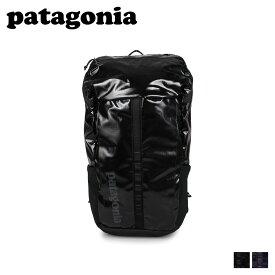 【最大600円OFFクーポン】 パタゴニア patagonia リュック バッグ バックパック ブラックホール メンズ レディース 撥水 25L BLACK HOLE PACK ブラック 黒 49297