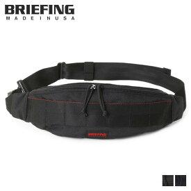 【最大2000円OFFクーポン】 ブリーフィング BRIEFING トライポッド バッグ ウエストバッグ ボディバッグ メンズ 3.4L TRIPOD ブラック ネイビー 黒 BRF071219 [6/2 新入荷]