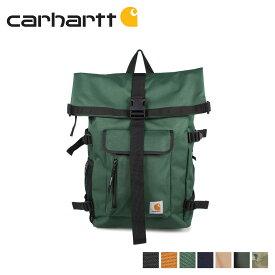 カーハート carhartt WIP リュック バッグ バックパック メンズ レディース 防水 24.8L PHILIS BACKPACK ブラック ブラウン グリーン 黒 I026177
