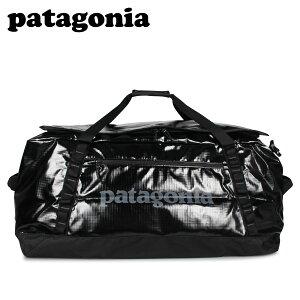 【最大2000円OFFクーポン】 パタゴニア patagonia バッグ ダッフルバッグ ボストンバッグ ブラックホール ダッフル メンズ レディース 100L BLACK HOLE DUFFEL ブラック 黒 49352